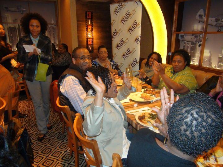 Meet & Greet Luncheon w/ Erica Campbell