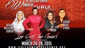 jericho women's conference