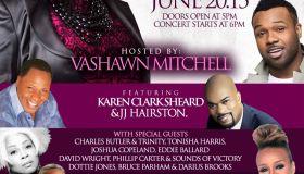 Cheryl Jackson Anniversary Concert