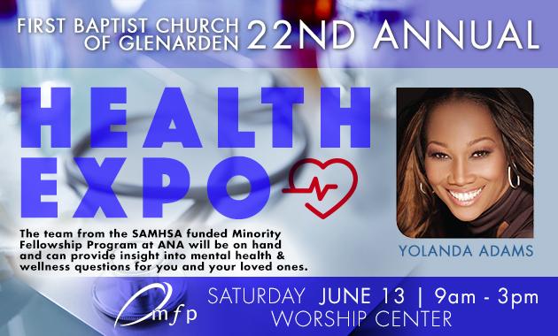 American Nurses Association Health Expo