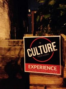 Church Unconvential - Culture: New Norm