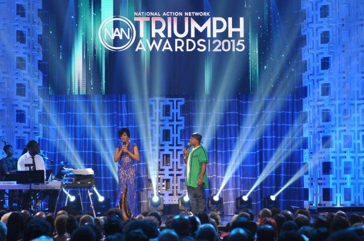 2015 Triumph Awards Photos