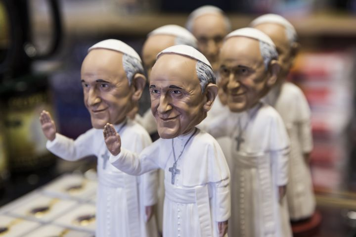 Preparations for Pope Francis' Visit to the US