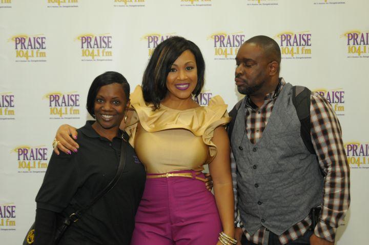 Spirit Of Praise meet greet