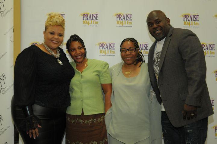 Spirit Of Praise 2015 Meet & Greet
