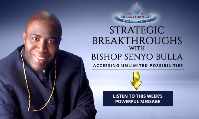 Bishop Senyo Bulla