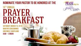 Prayer Breakfast