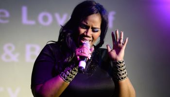 Grammy-Nominated R&B Artist Kelly Price Hosts 2nd Annual For The Love Of R&B Event