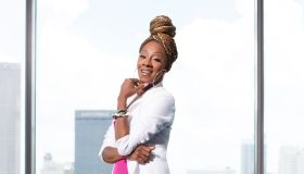 Le'Andria Johnson fashion