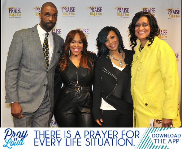 Mary Mary Viewing Part Meet & Greet & The Howard Theatre