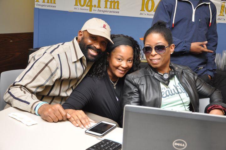 Radio One D.C. & St. Jude