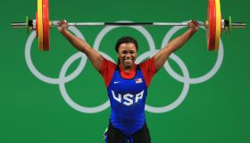 Weightlifting - Olympics: Day 7