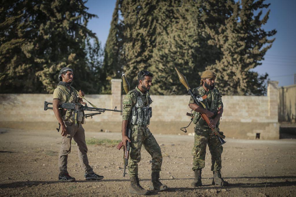 Operation 'Euphrates Shield' against Daesh