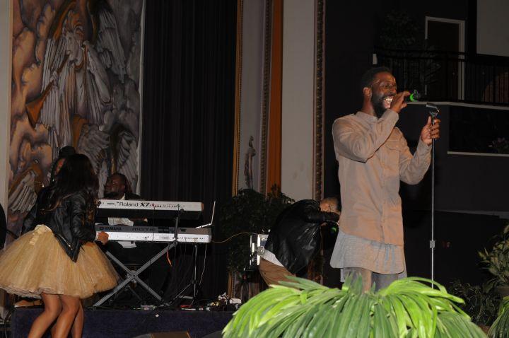 Tye Tribbett At Spirit Of Praise 2016