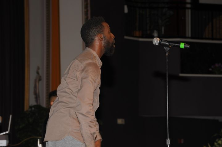 [Photos] Tye Tribbett Performs At Spirit Of Praise 2016