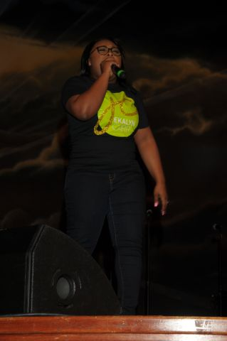 Jekalyn Carr Live At Spirit Of Praise