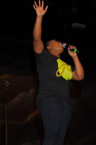 Jekalyn Carr Live At Spirit Of Praise