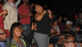 Praise Moments At Spirit Of Praise