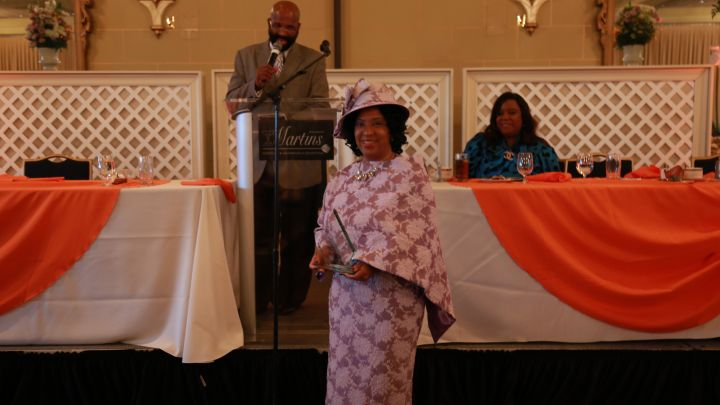 Moments From First Ladies Tea 2016