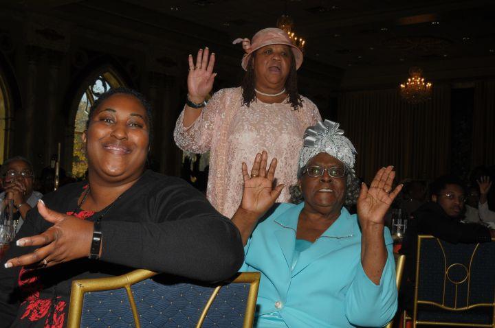 5th Annual First Ladies Tea