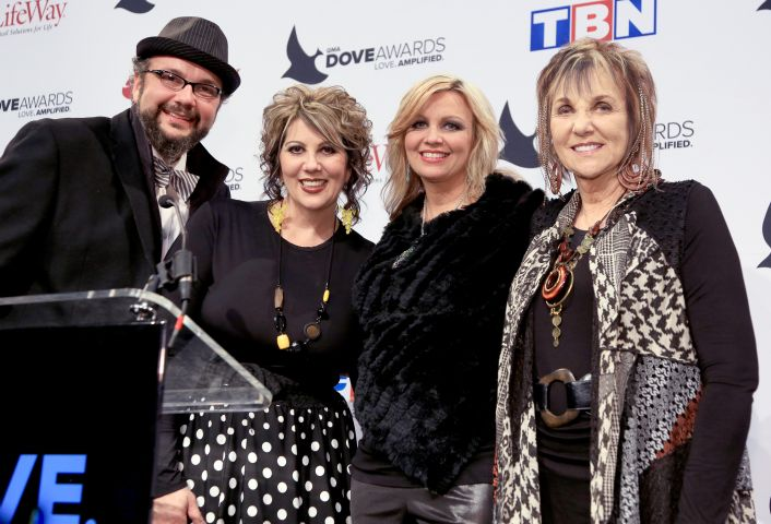 47th Annual GMA Dove Awards - Press Room