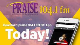 Praise 104.1 Apps