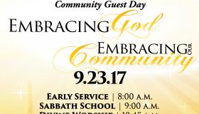 Community Guest Day
