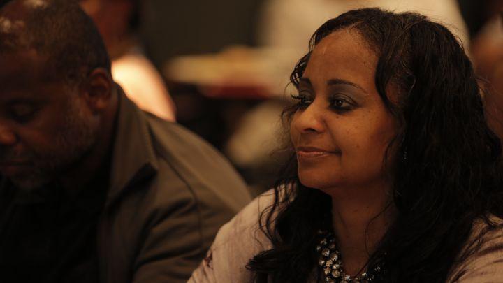 Anita Wilson At Busboys & Poets