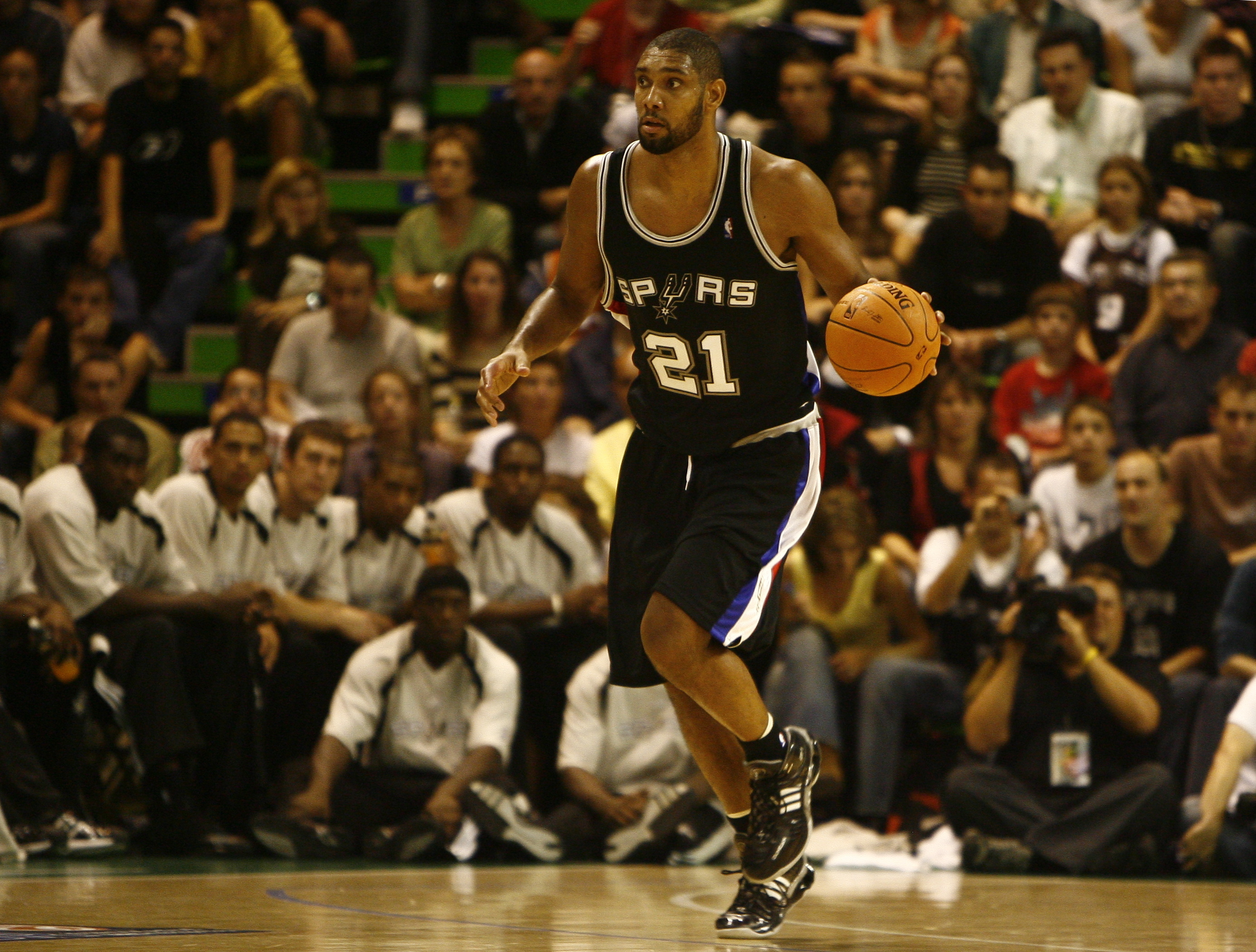 Basketball - NBA Europe Live - San Antonio Spurs vs. ASVEL