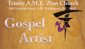 Trinity A.M.E. Church Gospel Artist Showcase