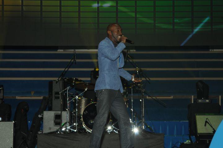 Sherwin Gardner At Spirit Of Praise 2017