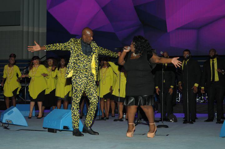 Ricky Dillard At Spirit Of Praise 2017