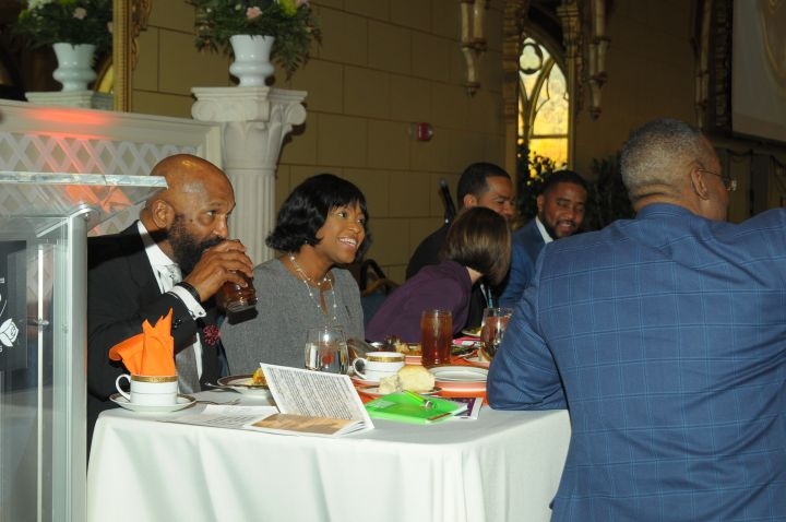 Praise Moments At The 6th Annual First Ladies Tea