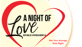 """""""A Night Of Love"""" With Willie & Patricia Moore Jr"""