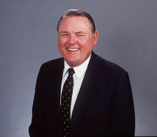 ABC SPORTS COMMENTATOR KEITH JACKSON
