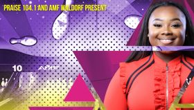 Jekalyn Carr Bowling Party Graphic