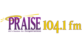 Praise 104.1 Logo