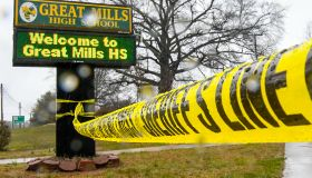 Two students were critically injured and a gunman died in a shooting at Great Mills High School in Southern Maryland Tuesday morning as classes began, according to the Saint Marys County Sheriffs Office