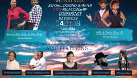 """Before, During & After: The """"I Do"""" Relationship Conference"""