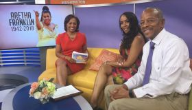 Ron Thompson At Good Morning Washington