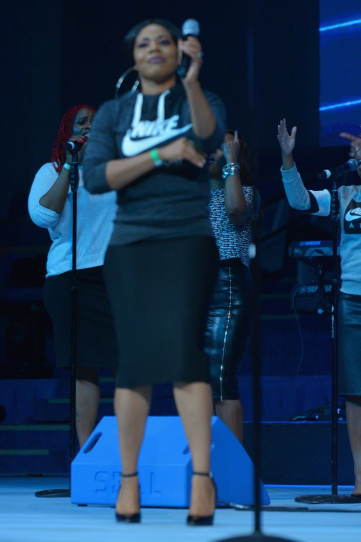 Charles Butler & Trinity At The 11th Annual Spirit Of Praise