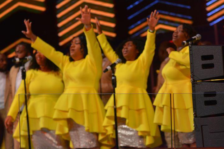 Ricky Dillard & The New G At The 11th Annual Spirit Of Praise Celebration