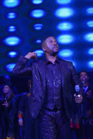 Donald Lawrence & The Tri-City Singers At The 11th Annual Spirit Of Praise