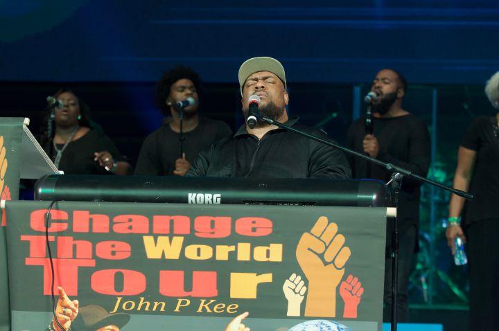 John P. Kee At The 11th Annual Spirit Of Praise