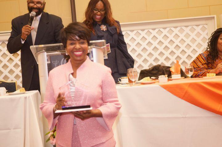 First Ladies Tea Honorees 2018