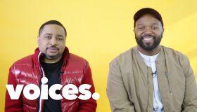 Voices: Smokie Norful & Isaiah Templeton