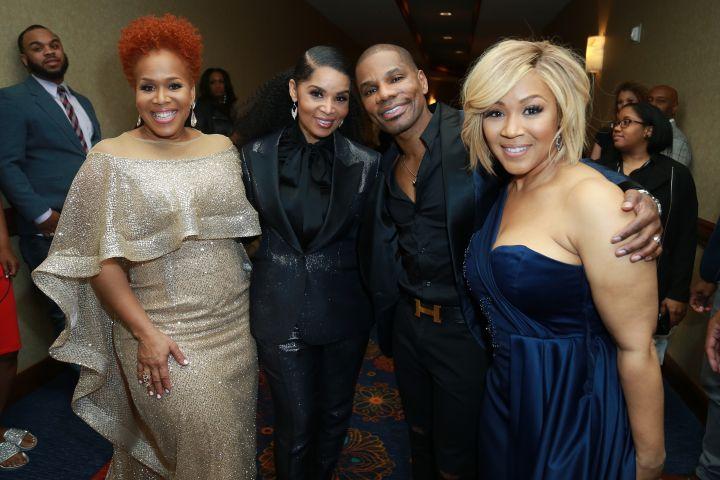 33rd Annual Stellar Gospel Music Awards - Press Room