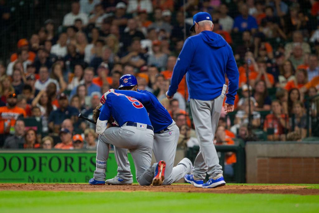 MLB: MAY 29 Cubs at Astros