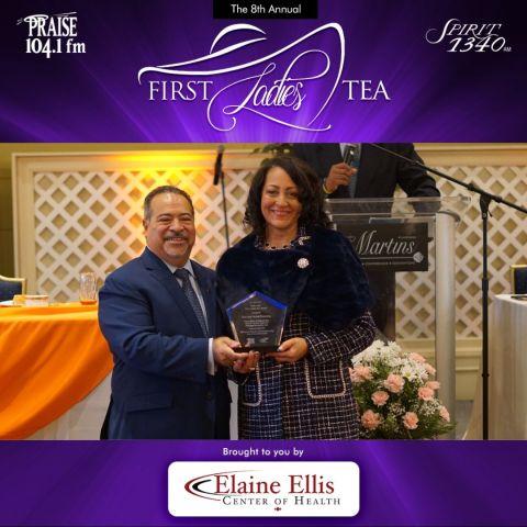 First Ladies Tea