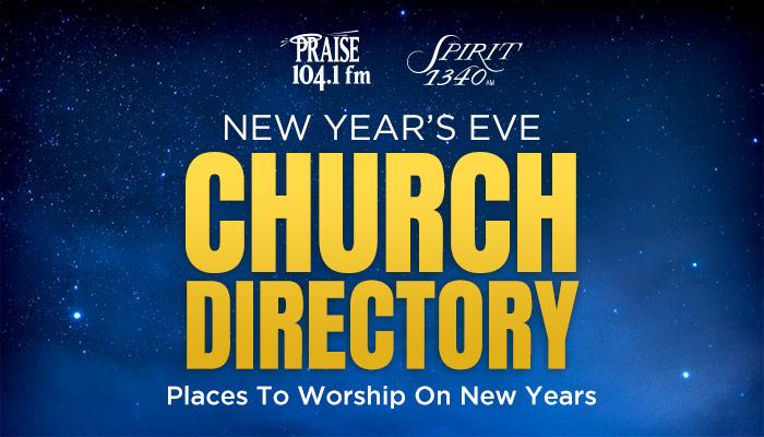 News Years Church Directory